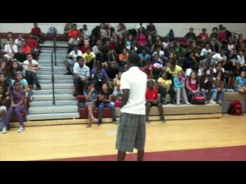 Walker Middle After School YMCA Event