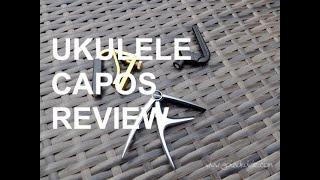 Got A Ukulele Reviews - Capo Roundup