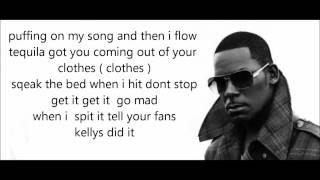 Chris Brown Ft R Kelly - Sweet Love Remix Lyrics