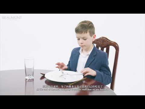 Preview: The English Manner Children's Course (Now also in ...