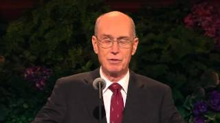 President Henry B. Eyring: 'Where Is The Pavilion?' @ 182nd Semiannual LDS General Conference