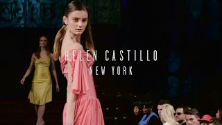 Helen Castillo  NYFW FW/19 New York Fashion Week Powered by Art Hearts Fashion