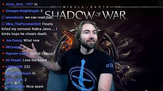 PS4 Shadow of War: Console Patch is live, Easy and Fun EXP + Mirian Grinding Trick, Community Forts
