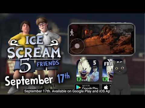 GATO REACCIONA AL TRAILER DE ICE SCREAM 5