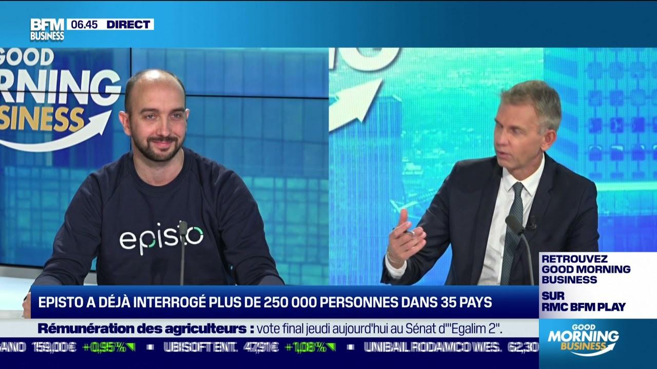 Jérémy Lefebvre (Episto): Episto veut bousculer les instituts de sondage traditionnels