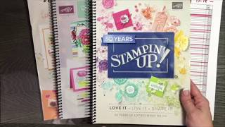 STAMPIN' UP! | Retirement List 2017-2018
