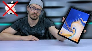 Why I Didn't buy an Apple - Samsung Tab S4