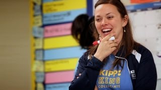 Critical Thinking Wins the Day at a KIPP High School