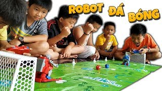 Tony | Đại Chiến ROBOT Đá Bóng - RC Soccer Robot