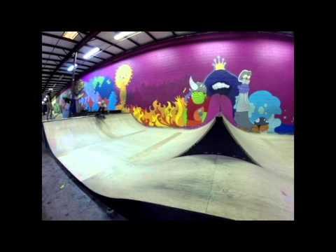7 Year Old Skateboarder   Nash Barfield Remix