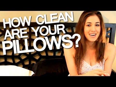 Πως να καθαρίσετε τα μαξιλάρια του ύπνου εύκολα και γρήγορα