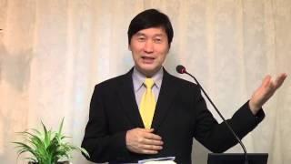 아버지와 아들과 성령의 삼위일체 (마 3장 13-17절) 꿈의교회 김을수 목사