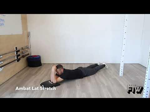 Abmat Lat Stretch