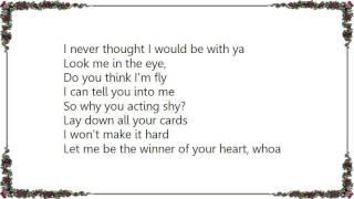 Chrisette Michele - Let Me Win Lyrics