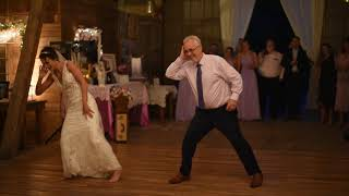 Father Daughter Dance Surprise