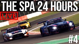 iRacing - 24 Hours Of Spa | Part 4