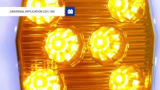 FT 125 LED Rear Lamps