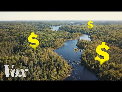 America's wilderness is for sale (видео)
