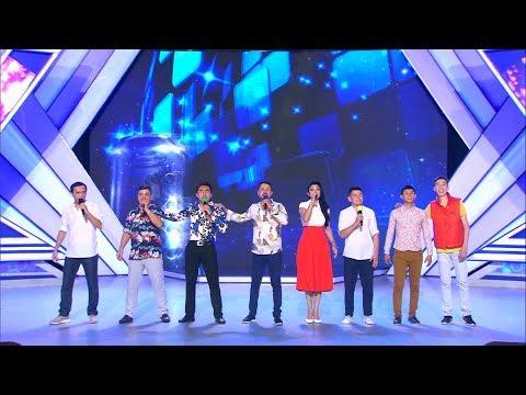 Азия Mix - 2018 Летний кубок Музыкалка