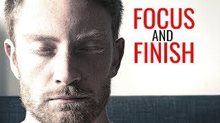 Focus & Finish: Changing Your Morning Routine Will Change Your Future