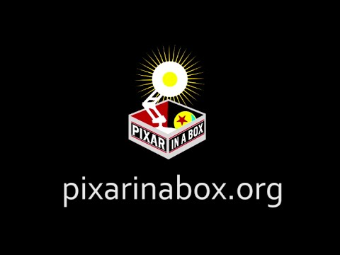 Welcome to Pixar in a Box