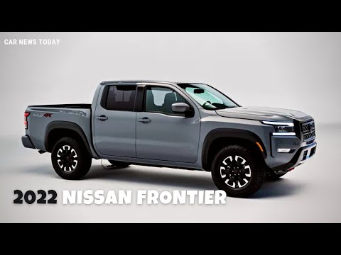 New 2022 Nissan Frontier, Specs   2022 Nissan Frontier A Truck For People Who Like To Drive