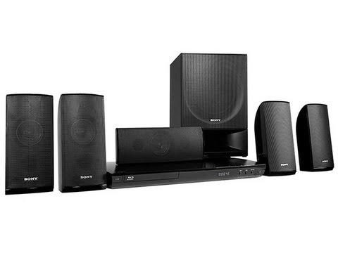 Teste Home Theater Sony BDV-E290