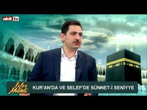 İrfan Mektebi - Kur an da ve Selef de Sünnet-i Seniyye