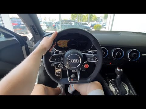 New Audi TT RS Roadster 2019 Review Interior Exterior
