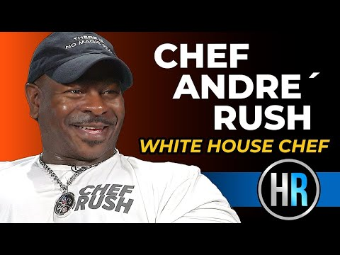 Chef Andre Rush Interview  