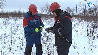 Восстановить энергоснабжение в пострадавших от снегопада районах планируется до конца суток
