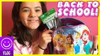BACK TO SCHOOL SUPPLIES SHOPPING! HAULS!     KITTIESMAMA