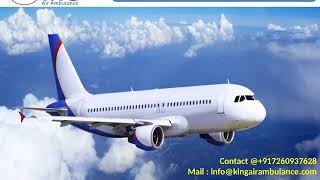 Get Top Level Air Ambulance from Allahabad and Bagdogra by King