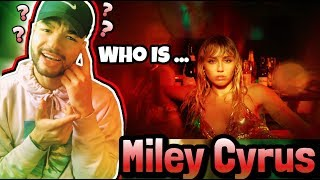 Miley Cyrus   Slide Away (Official Video) Reaction ! ** .. That Was Hannah Montana ?? **