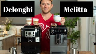 Delonghi Magnifica vs. Melitta Avanza | Welcher Kaffeevollautomat ist besser?