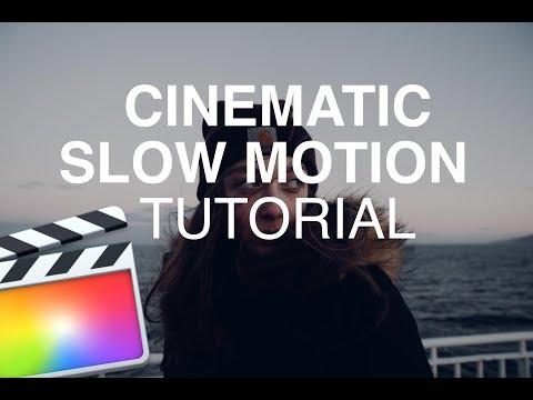 Cinematic Slow Motion Tutorial – Final Cut Pro X
