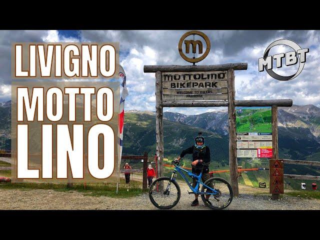 Bike Park Mottolino Livigno MTB Enduro Natural Trail e altro | MTBT