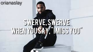 Big Sean   Balance (Verse   Lyrics)