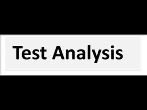 ISTQB foundation   Bài 13 Test Analysis và test Design