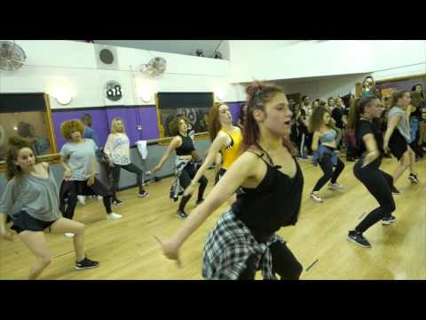 Studio 68 Presents: Brian Friedman Class (Full Groups)