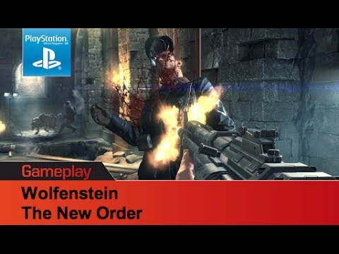 Видео № 0 из игры Wolfenstein: The New Order [Xbox One]