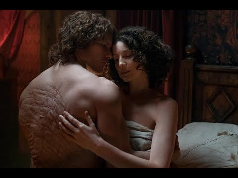 Outlander: Jamie and Claire's Sexiest Moments