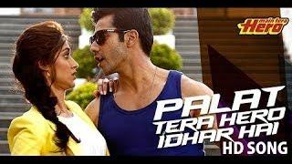 Tera Hero Idhar Hai song lyrics [HD] - YouTube