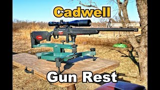 💥 Caldwell Lead Sled Solo Shooting Rest. Setup And Testing💥