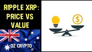 XRP: Price vs Value