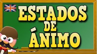 ESTADOS DE ÁNIMO EN INGLÉS - APRENDE INGLÉS CON MR PEA- ENGLISH FOR KIDS
