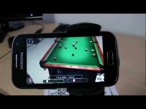 Video of 3D Pool game - 3ILLIARDS