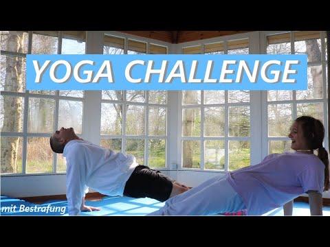 YOGA Challenge mit Jackie Alice