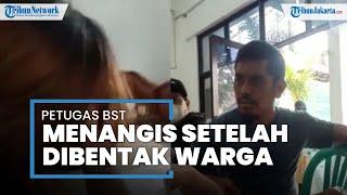 Cuma Gara-gara Diminta Fotokopi, Warga Penerima BST Bentak-bentak Petugas Juru Bayar di Bekasi