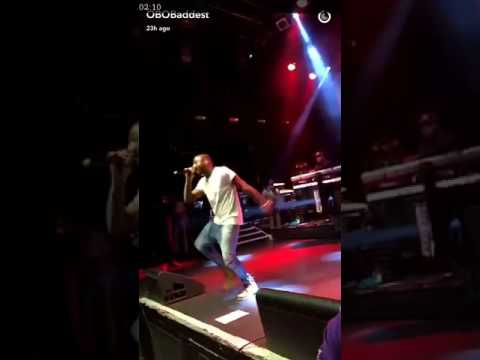 DAVIDO SHUTS DOWN LONDON 2016 IN EPIC SOLD OUT SHOW